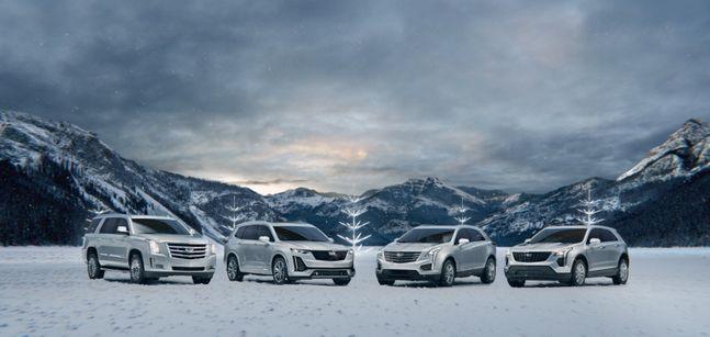 캐딜락(Cadillac)은 올해 신차 4종과 부분변경 모델 1종 등 총 5종의 모델을 출시한다고 20일 밝혔다.ⓒ캐딜락