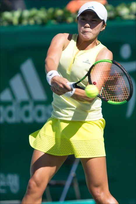 한나래가 호주오픈 테니스 1회전에서 탈락했다(자료사진).ⓒ 뉴시스