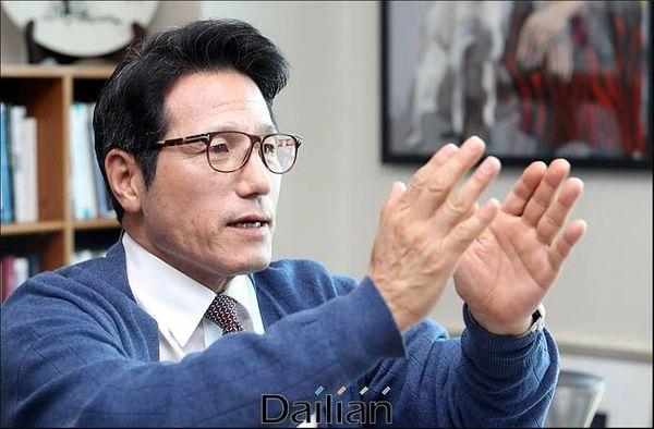 정병국 새로운보수당 의원(자료사진). ⓒ데일리안 박항구 기자