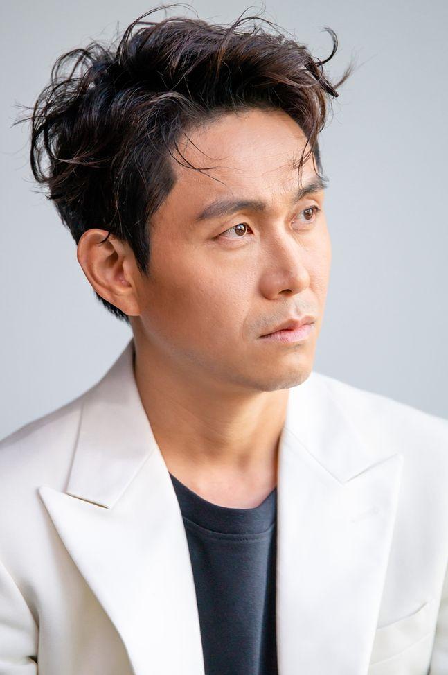 배우 오정세가 JTBC 드라마