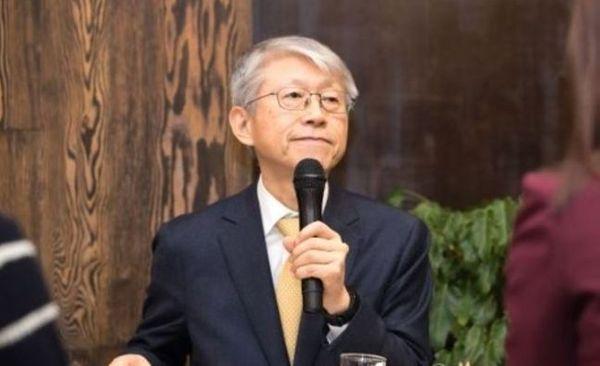 최기영 과학기술정보통신부 장관이 지난 22일 세종시에서 열린 기자간담회에서 발언하고 있다. ⓒ과학기술정보통신부