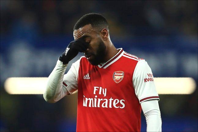 아스날은 지난 23일 첼시와의 런던 더비에서 10명으로 싸우는 상황에서도 2-2 무승부를 거뒀다.ⓒ뉴시스