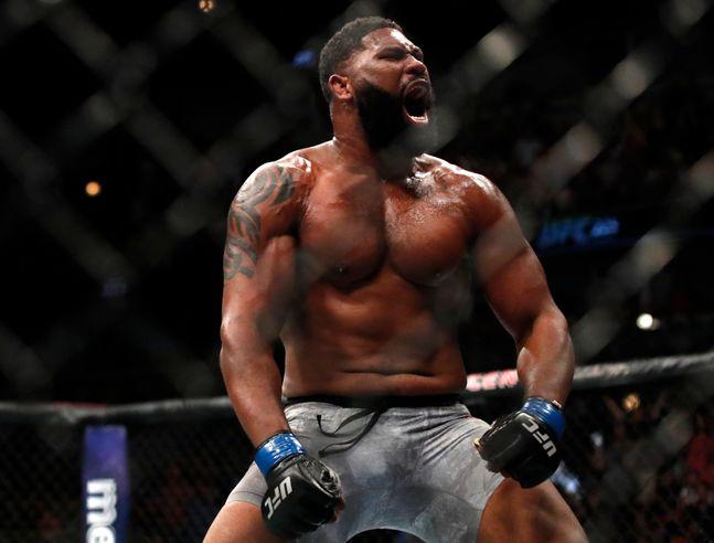 블레이즈는 26일(한국시각)미국 노스캐롤라이나주 롤리PNC아레나서 있을 UFC Fight Night 166대회 메인이벤트에서 도스 산토스와 격돌한다. ⓒ 뉴시스