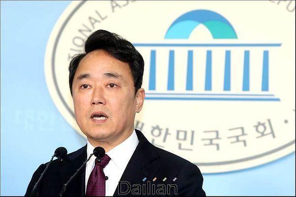 박용찬 자유한국당 대변인(자료사진). ⓒ데일리안 박항구 기자