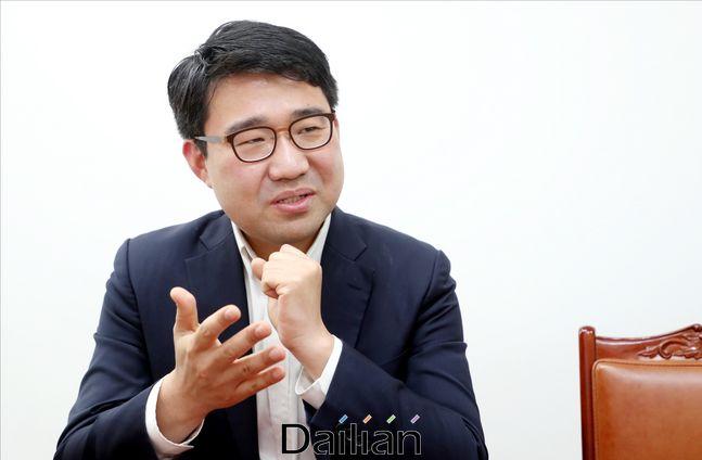 원영섭 자유한국당 조직부총장ⓒ데일리안 박항구 기자