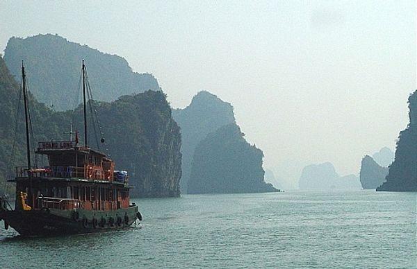 베트남 하롱베이 모습.(자료사진)ⓒ뉴시스