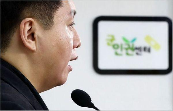 임태훈 군인권센터 소장 ⓒ뉴시스