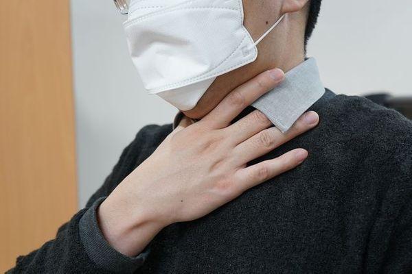 역류성 인후두염을 단순 감기로 생각하고 방치하면 만성 인후두염으로 악화될 수 있기 때문에 초기에 치료를 받는 것이 중요하다.(자료사진) ⓒ고려대 안산병원