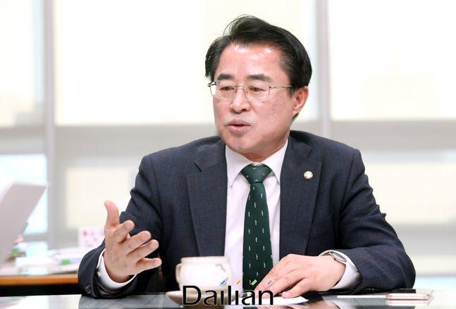 최경환 대안신당 대표. ⓒ데일리안 박항구 기자