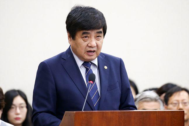 한상혁 방송통신위원회 위원장.(자료사진)ⓒ데일리안 홍금표 기자