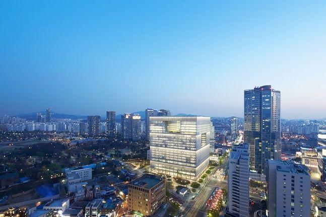 아모레퍼시픽그룹은 지난해 매출액 6조2843억원, 영업이익 4982억원을 기록했다고 5일 밝혔다. ⓒ아모레퍼시픽그룹