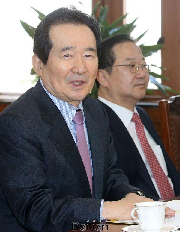 정세균 국무총리 (자료사진) ⓒ데일리안 류영주 기자
