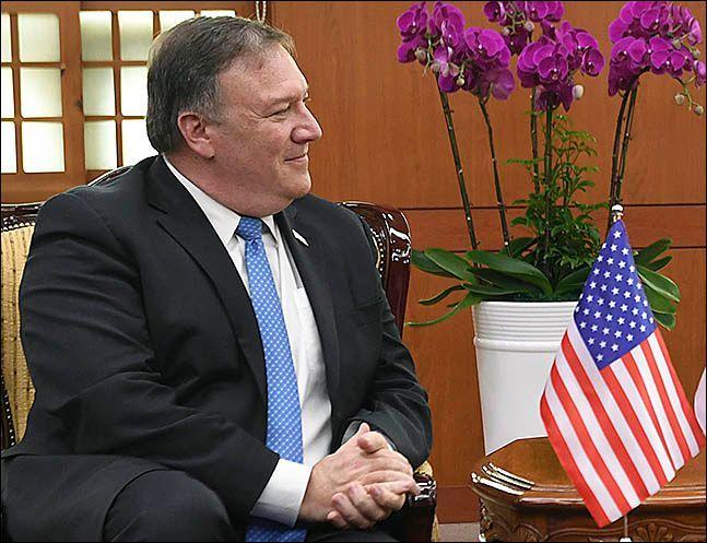 마이크 폼페이오 미국 국무장관.(자료사진)ⓒ데일리안