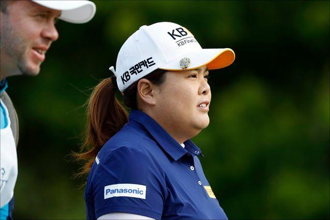 박인비가 16일 '2020 LPGA 투어 한다 호주여자오픈' 우승을 차지했다. ⓒ 뉴시스