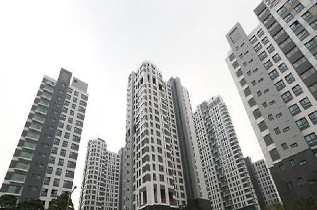 서울의 한 새아파트 단지 모습.ⓒ데일리안