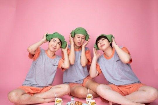 박미선, 김성은, 권진영이 뭉친