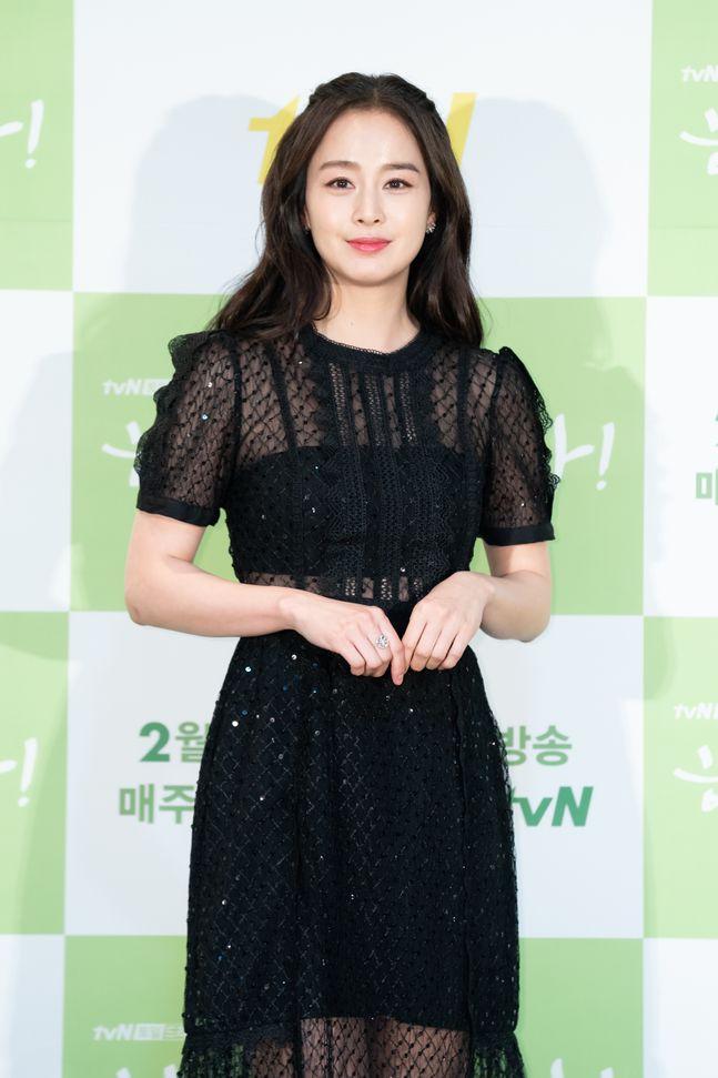배우 김태희가 tvN 토일 드라마