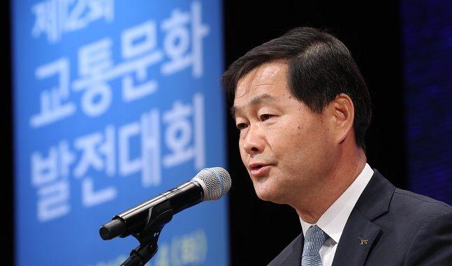 권병윤 한국교통안전공단 이사장. ⓒ뉴시스