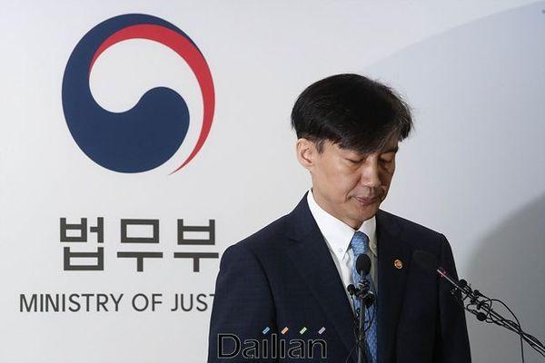 조국 전 법무부장관(자료사진) ⓒ데일리안