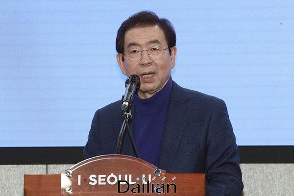 박원순 서울시장 (자료사진) ⓒ데일리안 홍금표 기자