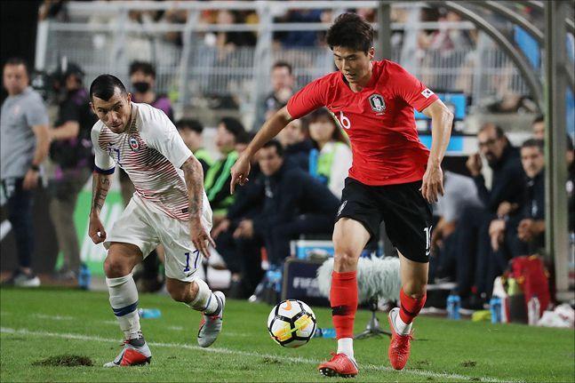기성용은 21일 스페인 리그팀과의 계약을 위해 출국한다. ⓒ 데일리안 홍금표 기자