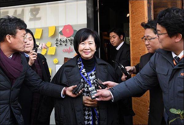 손혜원 무소속 의원 (자료사진) ⓒ데일리안 박항구 기자