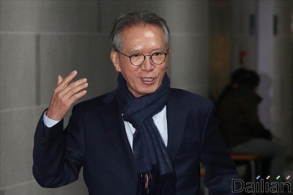김형오 미래통합당 공천관리위원장 ⓒ데일리안 홍금표 기자