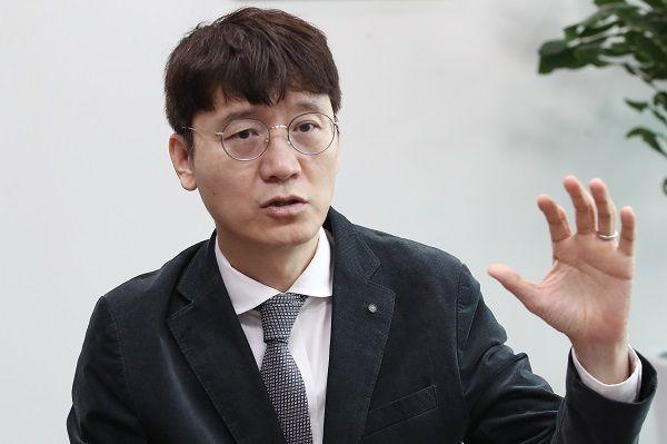 김웅 전 부장검사 ⓒ데일리안 류영주 기자