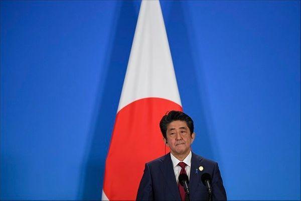 도쿄올림픽을 정치적 수단으로 여기는 아베 총리. ⓒ 뉴시스