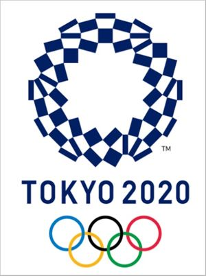 도쿄올림픽 로고.ⓒ도쿄올림픽조직위원회