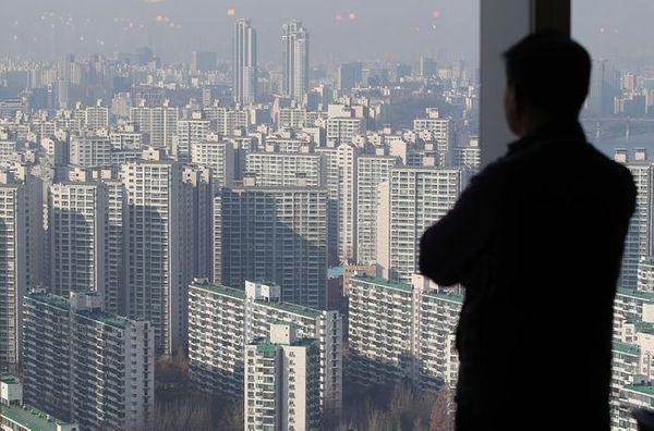 서울의 한 아파트단지 모습.ⓒ뉴시스