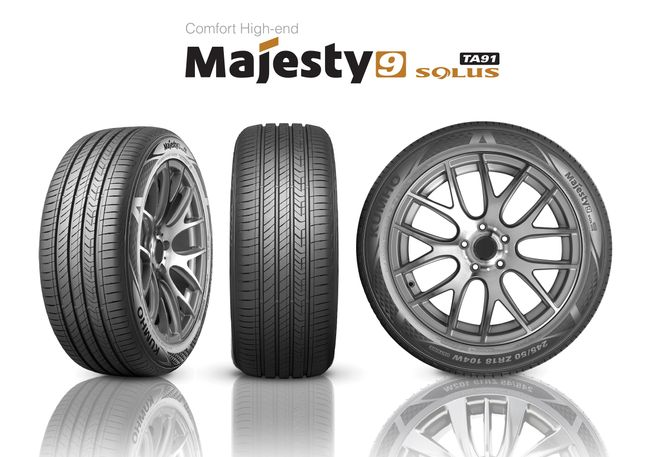 Majesty9 Solus TA91ⓒ금호타이어