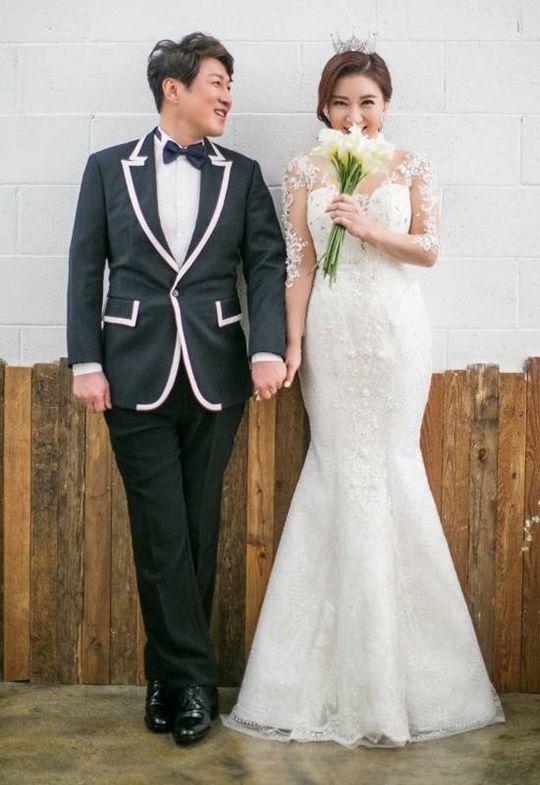 배우 김정균과 정민경이 6월 결혼한다. ⓒ 구호스튜디오, 조세핀웨딩