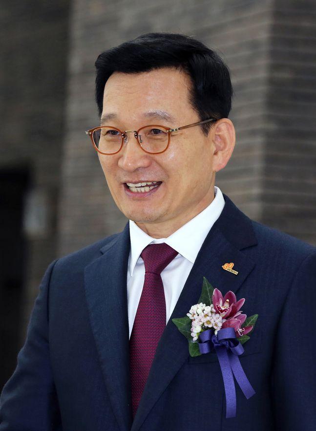 김상열 호반장학재단 이사장.ⓒ호반장학재단