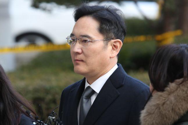 이재용 삼성전자 부회장.(자료사진) ⓒ데일리안 류영주 기자