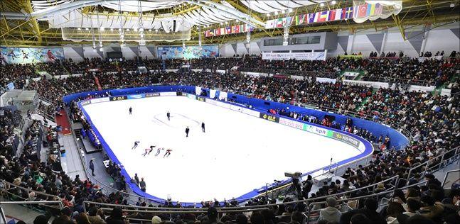 ISU가 쇼트트랙세계선수권 한국 개최를 연기했다(자료사진).ⓒ뉴시스