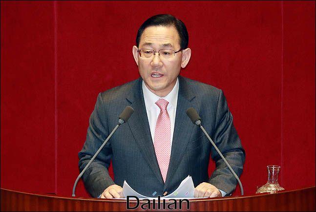 주호영 미래통합당 의원(자료사진). ⓒ데일리안