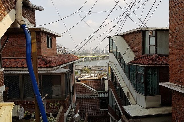 한남3구역 재개발 사업 현장 모습. ⓒ데일리안 원나래기자