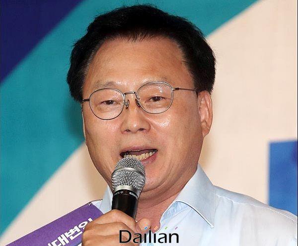 박광온 더불어민주당 최고위원 ⓒ데일리안 박항구 기자