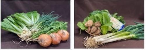 코로나 피해농가 생산 친환경농산물 공동구매 캠페인 꾸러미 ⓒ농식품부