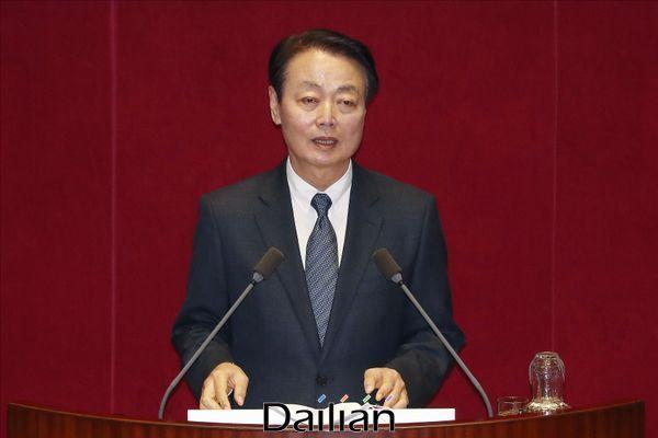 한선교 미래한국당 대표 (자료사진) ⓒ데일리안 홍금표 기자