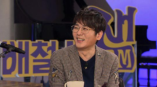 가수 신승훈이 대선배 조용필과의 수제비집 일화를 공개한다. ⓒ MBC