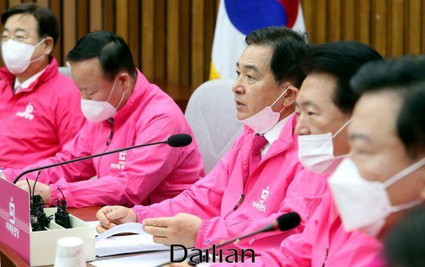 심재철 미래통합당 원내대표 ⓒ데일리안 박항구 기자