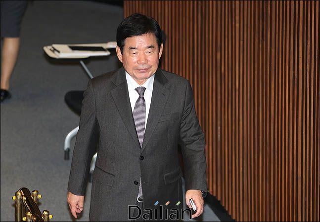 김진표 더불어민주당 의원. (자료사진) ⓒ데일리안 박항구 기자