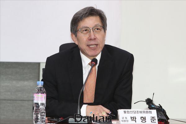 박형준 미래통합당 공동선대위원장(자료사진) ⓒ데일리안 박항구 기자
