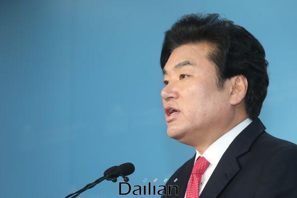 원유철 미래한국당 신임 당대표 (자료사진) ⓒ데일리안 박항구 기자