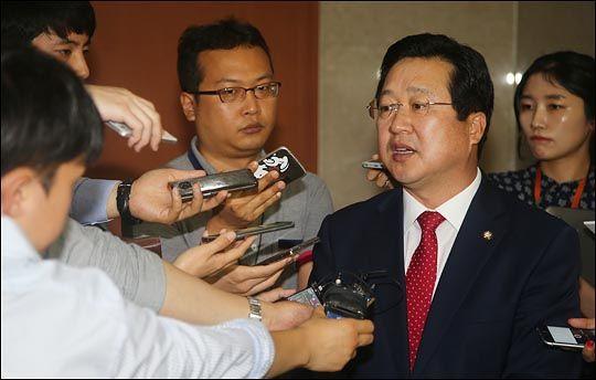 대전 동구에서 3선에 도전하는 이장우 미래통합당 의원. ⓒ데일리안