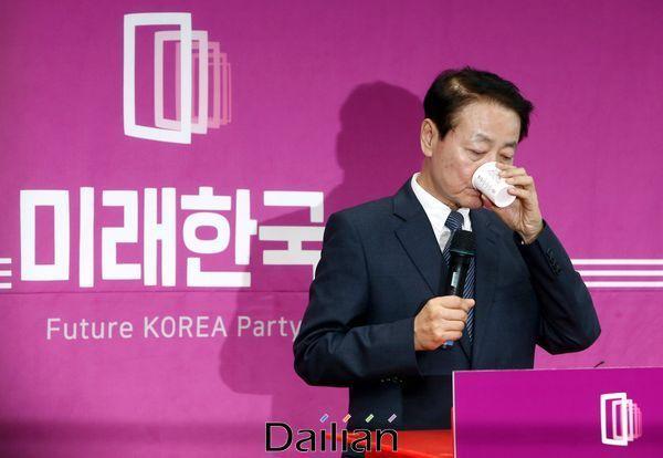 한선교 전 미래한국당 대표(자료사진) ⓒ데일리안 박항구 기자