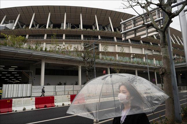 현실화 되고 있는 도쿄올림픽 연기. ⓒ 뉴시스