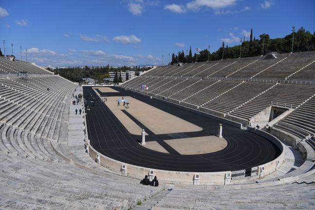 그리스 아테네 역시 '올림픽 저주' 사례에서 빠질 수 없다. ⓒ 뉴시스
